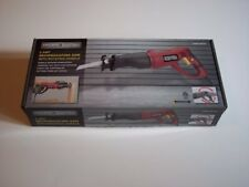 Chicago Electric Reciprocating Saw with Blades & Tape Measure all NEW