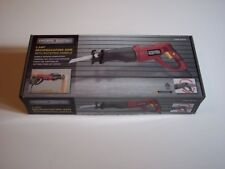 Chicago Electric Reciprocating Saw with Blades & Tape Measure NEW