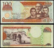República Dominicana 100 UNC Pesos (P177b) 2009