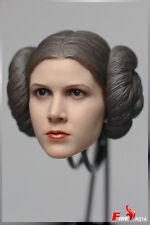 FIRE Star Wars IV A New Hope Princess Leia  head sculpt 1/6 figure PRE-ORDER