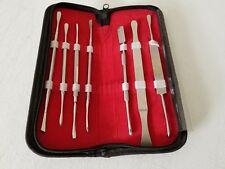 7 Periosteal Set Dental Elevator Surgical Instruments