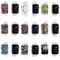 1x Multi Patterns Film Skin Cover Decor For Apple Watch Screen Protector