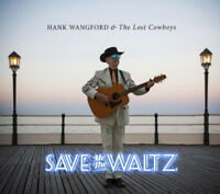 "Hank Wangford and Lost Cowboys : Save Me the Waltz VINYL 12"" Album (2014)"