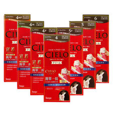 [HOYU CIELO EX] One Push Cream Hair Dye Color Dying Kit NEW