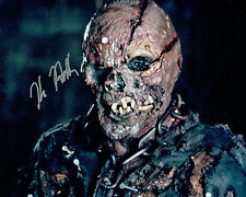 Kane HODDER SIGNED Autograph 10x8 Photo A AFTAL COA Jason VOORHEES Friday 13th