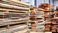 52 mm Oak Timber Waney Edge Kiln Dried Boards