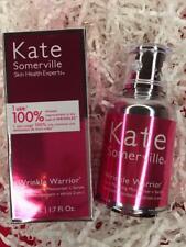 KATE SOMERVILLE Wrinkle Warrior Plumping Moisturizer+Serum 1.7oz Full Sz in Box