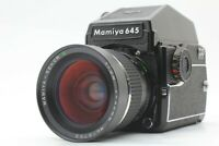 【AS-IS】 Mamiya M645 1000S Film Camera & Sekor C 45mm f/2.8 Lens From JAPAN