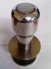 Kaffeepresser dynamometrischer Tamper Aluminium Durchmesser 57,5 mm