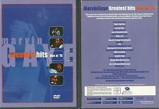 RARE / DVD - MARVIN GAYE : GREATEST HITS - LIVE IN 1976 / COMME NEUF - LIKE NEW
