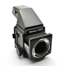 Mamiya RZ67 Professional Mittelformat Kamera Gehäuse Body + PD Prism Finder u25