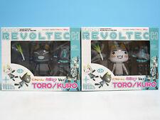 Prize Revoltech Doko Demo Issyo Toro & Kuro Costume Series 5 Hatsune Miku Ve...