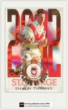 2003 Select NRL XL Cards Club Player Of year CP11 Shaun timmins-Dragons