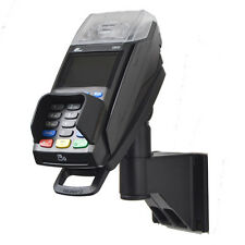 Credit Card Stand  For Pax S800 Wall Mount Complete Kit with Lock & Key