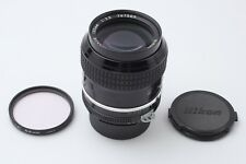 [EXC++++] Nikon Ai Nikkor 105mm f/2.5 MF Lens With Filter From Japan #164
