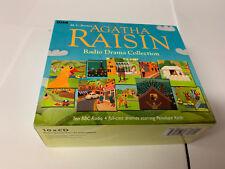 The Agatha Raisin Radio Drama Collection CD SET [EXCELLENT] 9781445871844