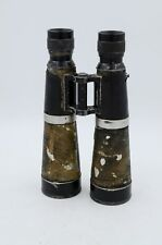 Vintage WW2 German Binoculars BMJ DIENSTGLAS 10x50 / Military Field Glasses