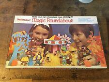 Vintage Magic Roundabout Plasticine Modelling Kit (c) 1970