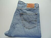 """W36 L36 LEVIS 550 Mens Jeans Relaxed Fit Blue Denim SIZE Waist 36"""" Leg 36"""""""