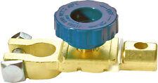 Coupe circuit droit pour cosse de batterie borne ronde - sécurité antivol