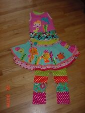 My Princess Ira Custom Boutique Summer Mermaid *Under the Sea* skirt FusionCo
