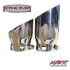 MBRP STAINLESS STEEL EXHAUST TIPS 2008-2017 FORD F250 F350 F450 SUPERDUTY DIESEL