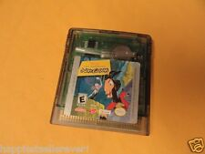 The Emperor's New Groove for the Nintendo Game Boy Color System Gameboy