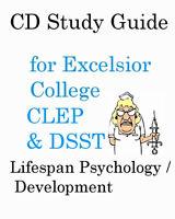 Lifespan Development CD Study Guide Excelsior College Nursing CLEP &  DSST Exams