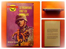 Le Feldwebel chez les partisans -Heinrich Zimmer -Gerfaut Guerre N° 390