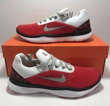 Nike Mens Size 9.5 Free Trainer V7 Week Zero Ohio State Running Sneakers Shoes