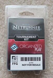 Android Netrunner 2017 Tournament kit G17N1 - NEW