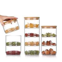 Vorratsgläser Aufbewahrungsgläser Vorratsdosen Glasbehälter Dose Glas
