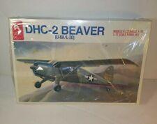 Hobbycraft 1/72 DHC-2 Beaver Military Aircraft Model Kit ...FACTORY SEALED...