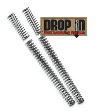 """Drop-In 1"""" Lowering Fork Spring Kit For Harley V-Rod Muscle & Night Rod Special"""