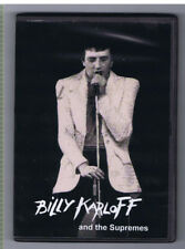 Billy Karloff and the Supremes DVD Live 1979 punk band maniac extremes business