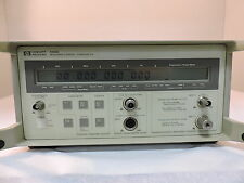 Agilent 5348A, 26.5GHz Microwave Counter / Power Meter, 90 Day Warranty