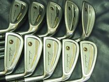 Honma Mens LB606 H&F golf iron 2stars Feather Weight Carbon Rare & Great 60% off