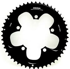 SRAM Red PowerGlide S1 Chainring 50T, BCD 110mm Black New In Box