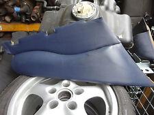 Porsche 993 Seitenverkleidung blau Kunstleder hintere links  99355627500