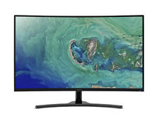 """Acer ED322QR Pbmiipx 32"""" HD 1920 x 1080 2xHDMI Backlit LED Curved Gaming Monitor"""