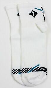 Specialized Women's SL Pro Mid Sock, White, Large