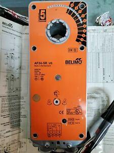 Belimo AF24-SR US Spring Return Actuator *NEW IN BOX*
