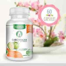 100% Pure 95% HCA  GARCINIA CAMBOGIA EXTRACT - Twice Bigger - (60 Diet Capsules)