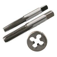 "UNC Imperial Tap and Die Tungsten Steel Taper and Plug 3/8"" - 5/8"""