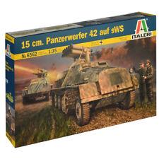 Italeri 15cm. Panzerwerfer 42 auf sWS Military Model Set (Scale 1:35) 6562