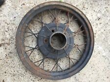 "Ford Model A 19"" Wire Wheel 1930 1931"