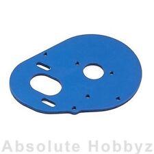 Team Associated Motor Plate (Blue) (B4/T4)