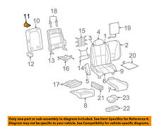 JAGUAR OEM 04-09 XJR Front Seat-Back Frame Fastener XR823622