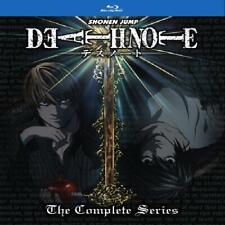 Death Note: The Complete Series Blu-ray Japanese Animation Home Entertainment