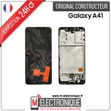 ECRAN LCD NOIR ORIGINAL SAMSUNG GALAXY A41 / SM-A415F